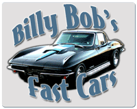 Billy-Bob's Fast Expensive Cars